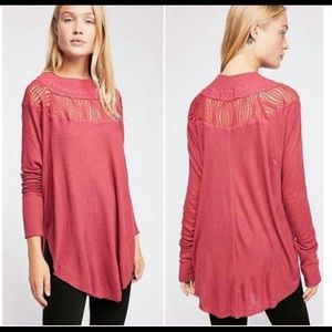 Free people Cochineal.